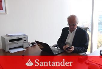 Clientes Pyme   Santander