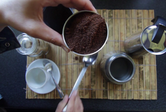 Cafetera Italiana | Sensorial