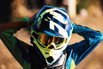 Rider Tomás Castro 2017