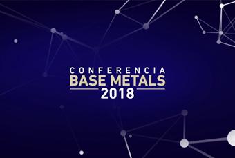 Convención Base Metals – Angloamerican 2018